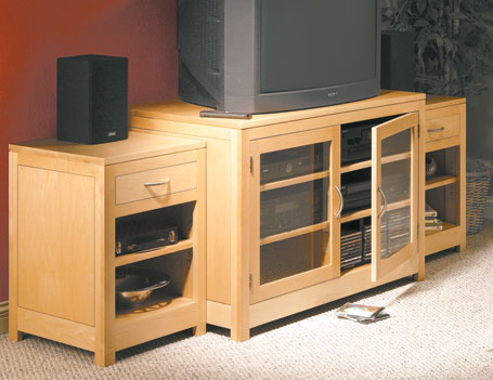 Sectional Entertainment Center