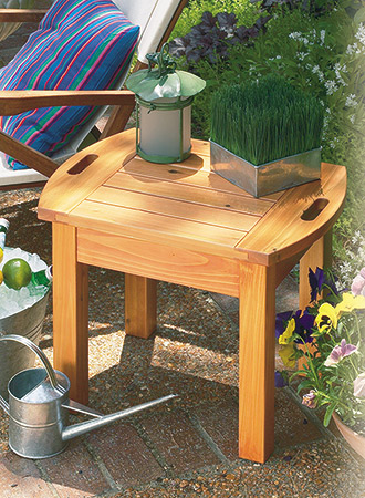 Outdoor Tray Table