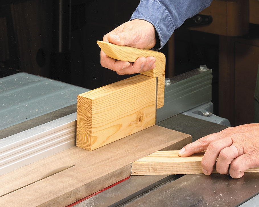 These easy-to-build, shop-made accessories allow you to do more with your table saw — and do it better.