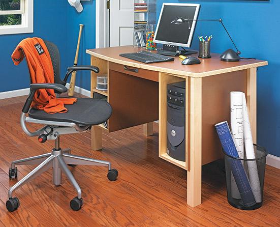 Desks Plans Woodsmith Plans