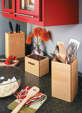 Stylish Kitchen Containers