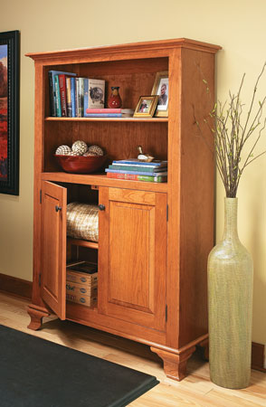 3-in-1 Bookcase