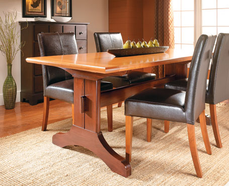 Dining Tables Chairs Plans Woodsmith Plans