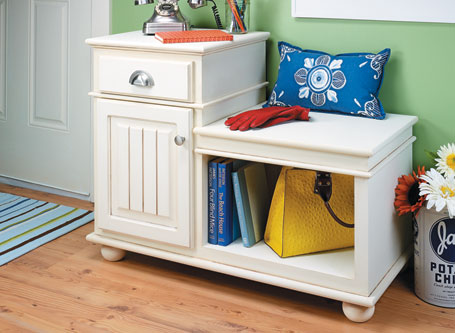Two-Tier Storage Bench
