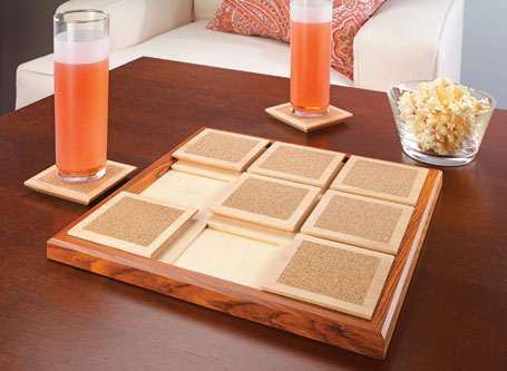 Coaster Centerpiece