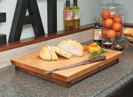 Two-in-One Cutting Board