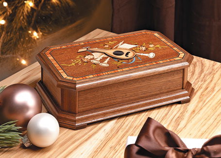 Heirloom Music Box
