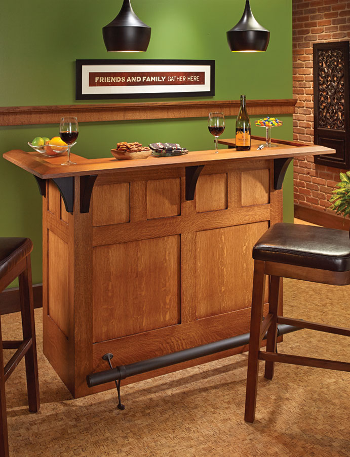 Whether it's for a party or a family gathering, you can serve up the refreshments in style with this attractive piece of furniture.