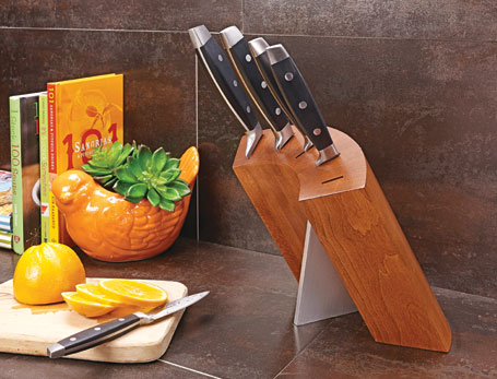 Custom Knife Block