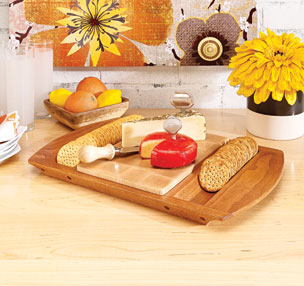 Cheese & Cracker Tray