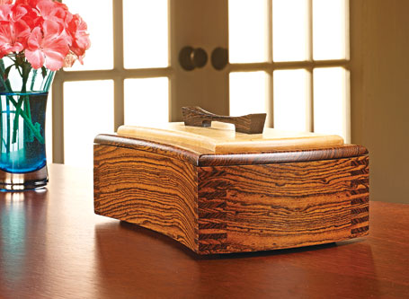 Decorative Keepsake Box
