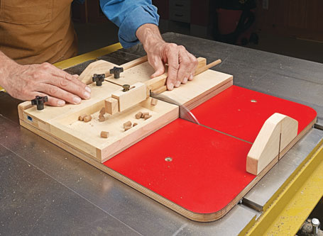Multipurpose Small Parts Sled