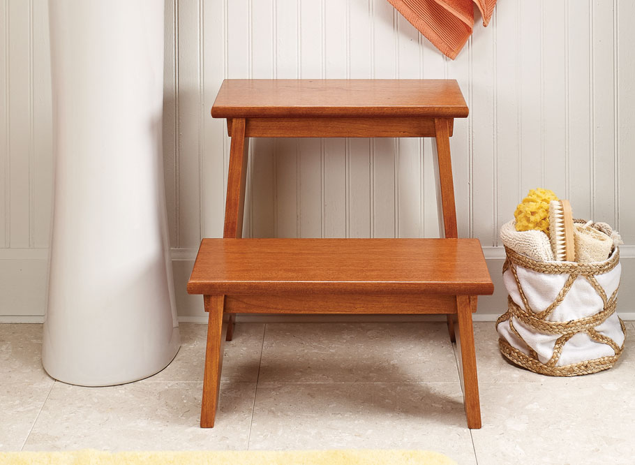 With its solid construction and practical design, this project is sure to be the most useful piece of furniture in the house.