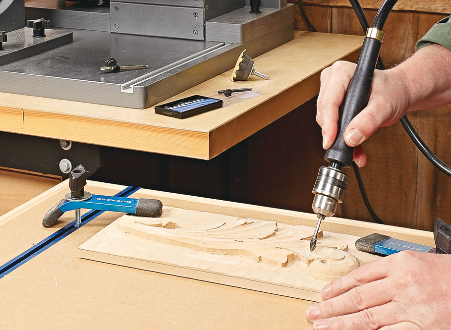 This shop-built power tool is an all-in-one solution for sanding, shaping, and smoothing tasks. Best of all, construction is fast and easy.