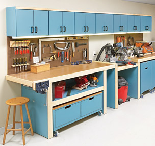 All-New One-Wall Workshop