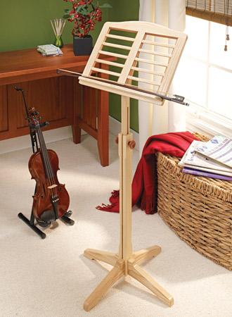 Custom Music Stand
