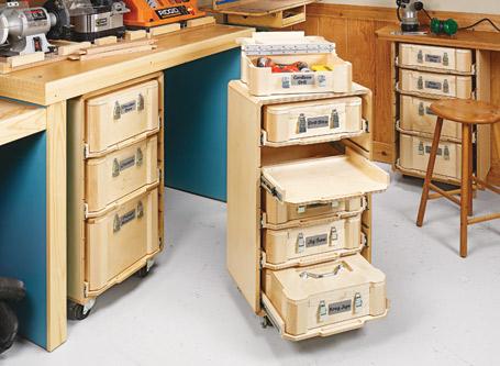 Modular Storage Boxes