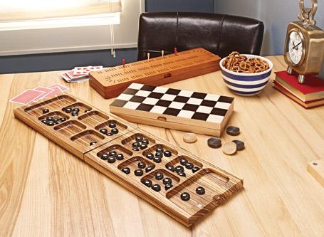 Folding Board Games