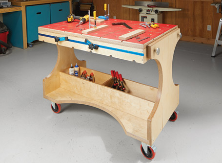 Mobile Clamping Station