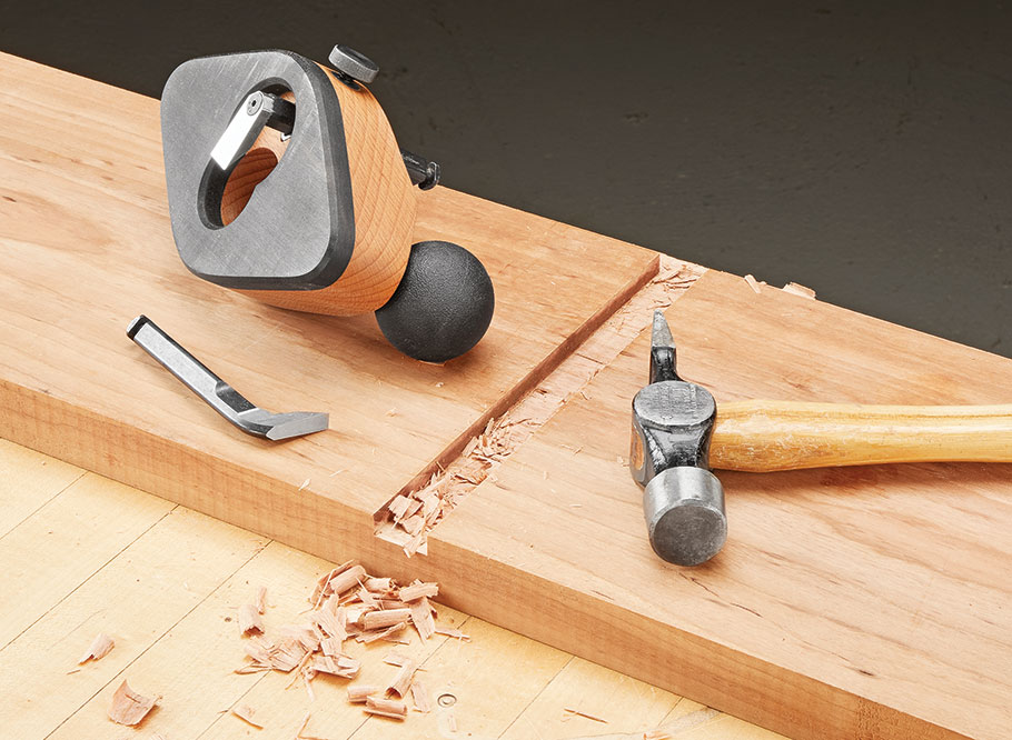 Despite its look, this is no Mickey-Mouse project. This shopbuilt router plane is sure to become a favorite tool in your shop, and one that will get used often.