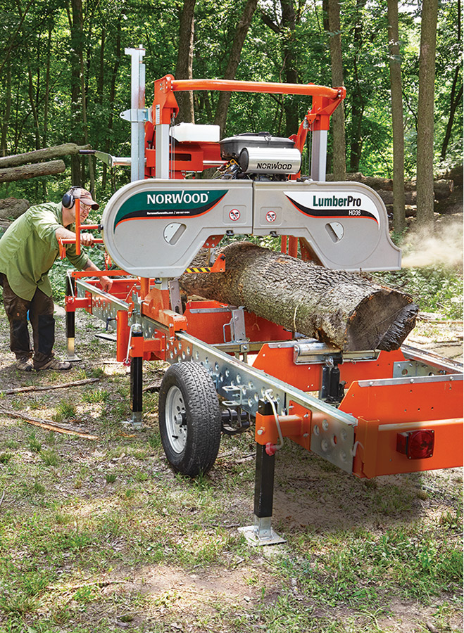 Whether you're milling your own logs or hiring a sawyer, learn the process for getting usable lumber from trees.