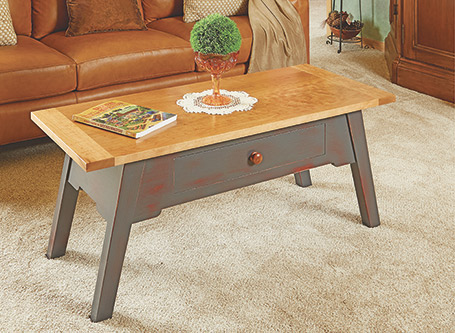 Casual Coffee Table