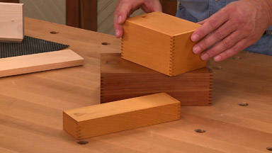 Sliding Lid Boxes Woodworking Project Woodsmith Plans