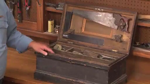 Grandpa's Tool Chest | Woodworking Project | Woodsmith Plans