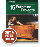 15 Furniture Projects book