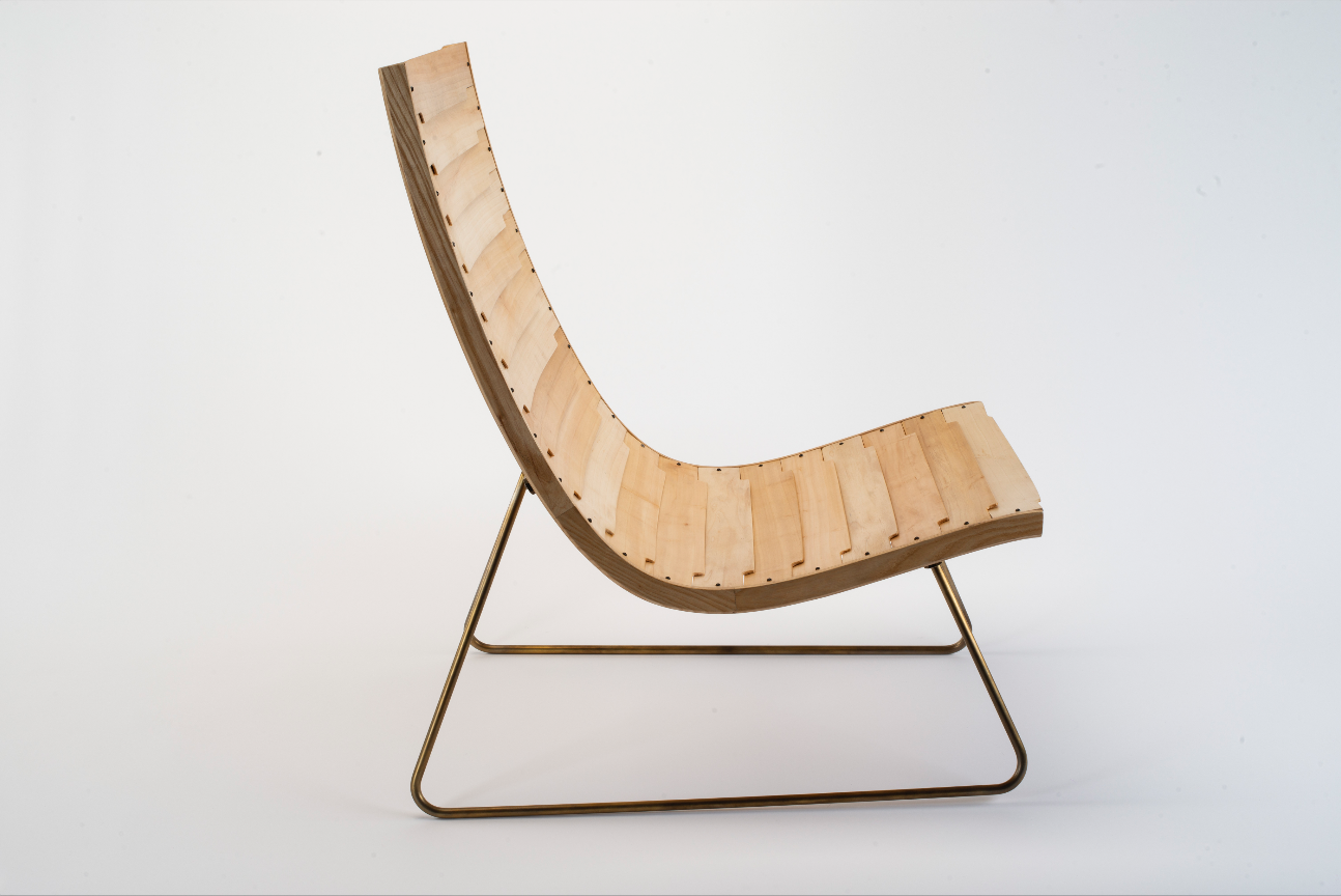 The Willow Chair - Designed by Peter Kovacs