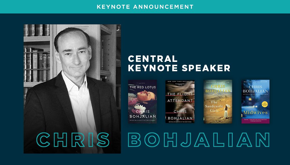 Keynote Chris Bohjalian