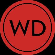 WDC-logo red