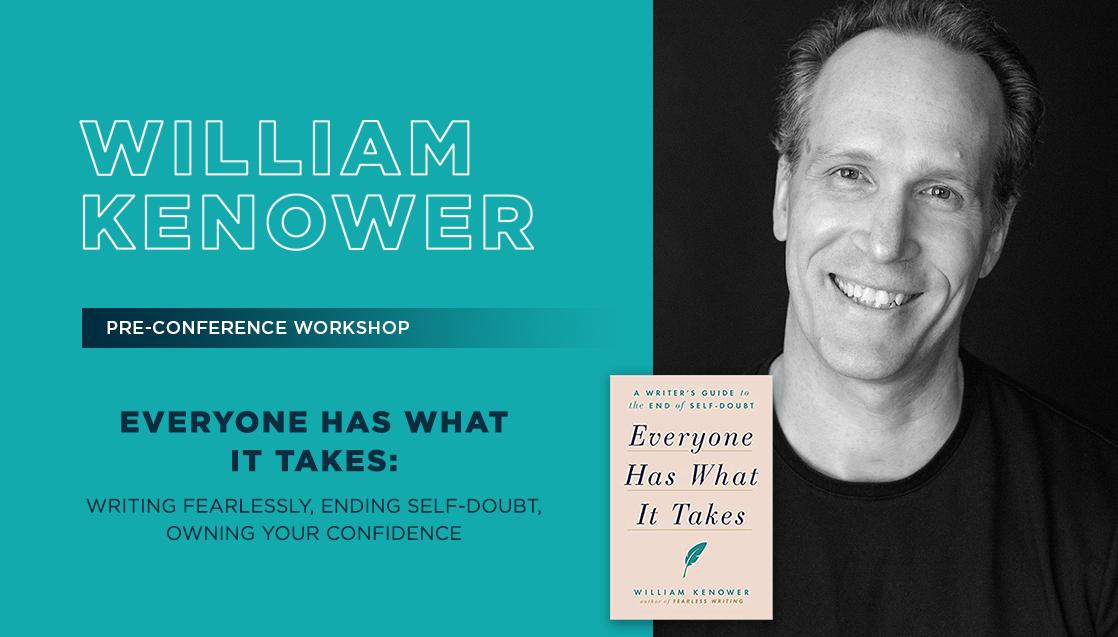 William Kenower workshop