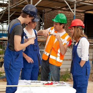 Architektur, Bau, Gebäudetechnik