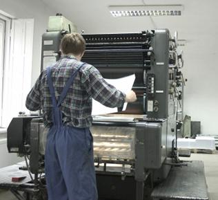 Druck und Papier