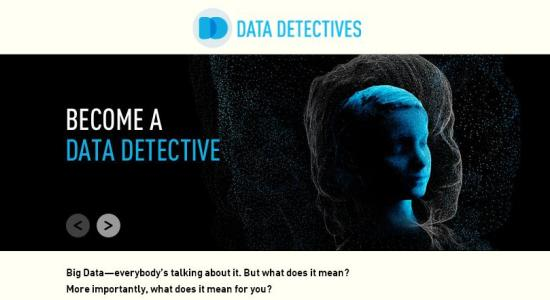 Young People Put A Human Face On Data