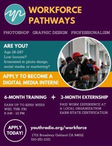 Workforce Pathways Flyer