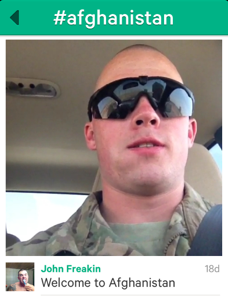 Comedy and Combat on Vine