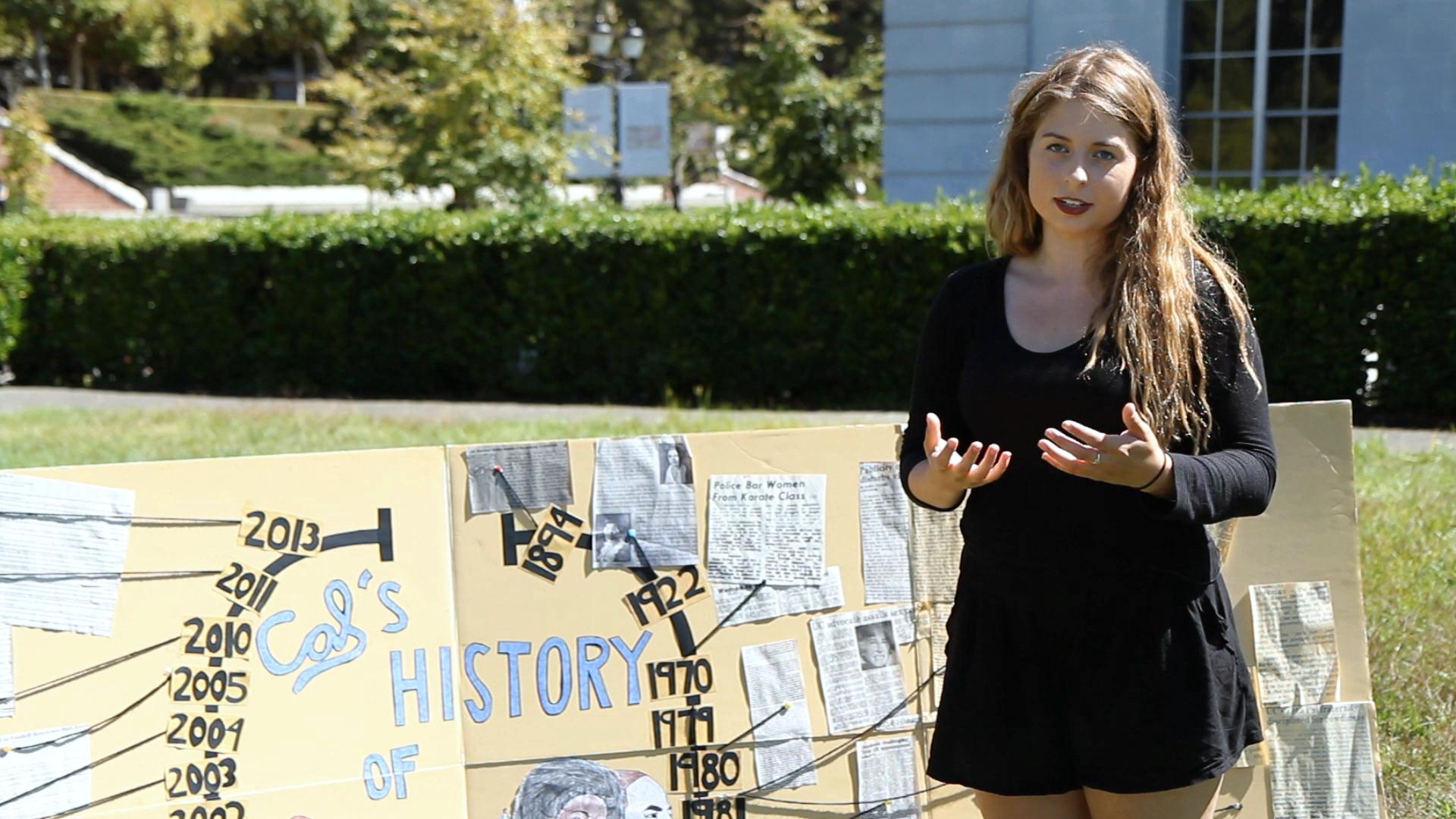 Teach-In: The History Of Sexual Violence At UC Berkeley, By Sofie Karasek