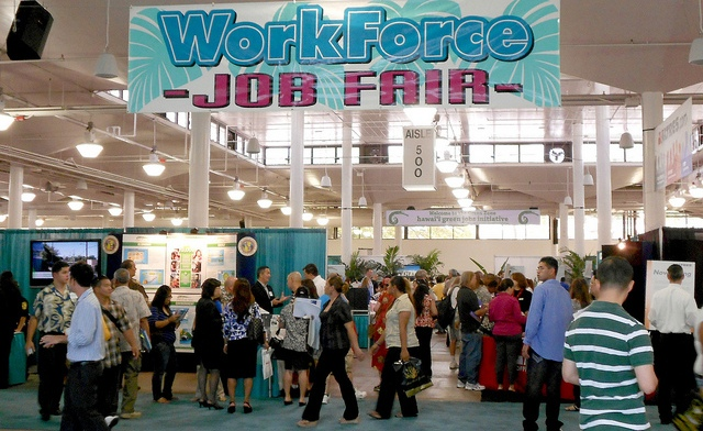 Workforce 2011 Job Fair @ Blaisdell Center