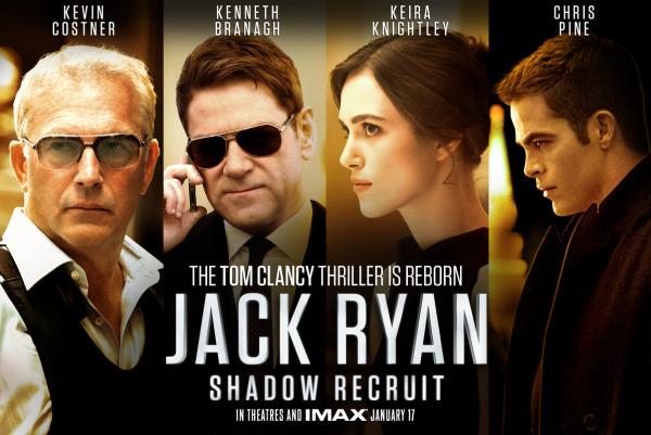 """Jack Ryan Shadow Recruit"""