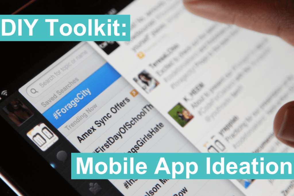 DIY Toolkit: How To Come Up With Your Own Mobile App - YR Media