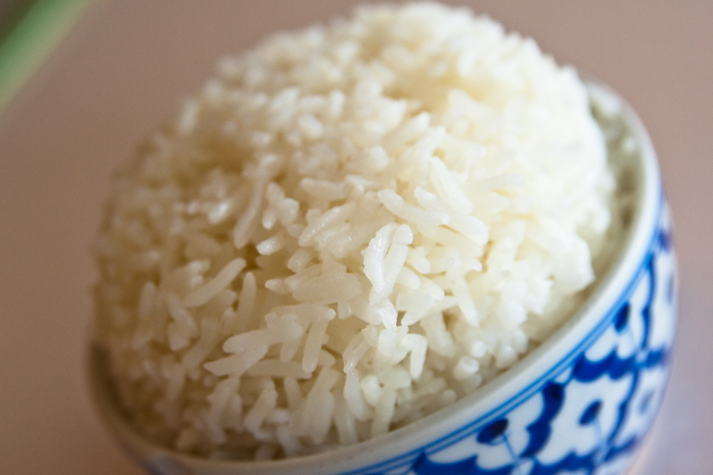 Embarrassed of My Rice