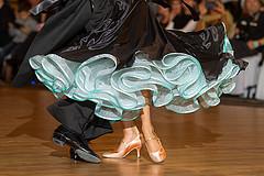 Competitive Ballroom Teens Make Tough Choices