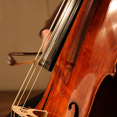 For One Cellist, Pop Beats Classical