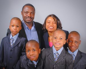 Ochoche Family Portrait