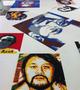 Trace by Ai Weiwei
