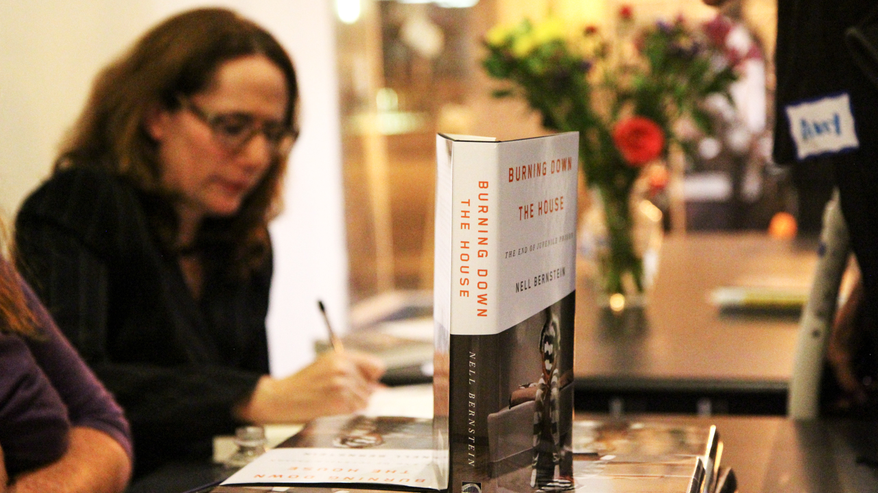 The End Of Juvenile Prison With Nell Bernstein