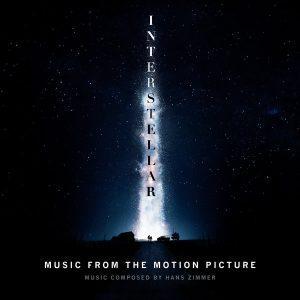 Interstellar OST [Custom made cover]