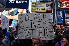 """""""Black Lives Matter"""" Slogan Becomes a Bigger Movement"""